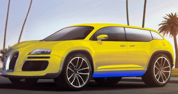 Car-Revs-Daily.com 2017 BUGATTI SUV Renderings 19