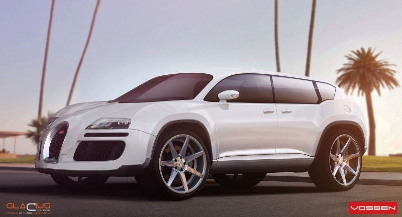 Car-Revs-Daily.com 2017 BUGATTI SUV Renderings 21