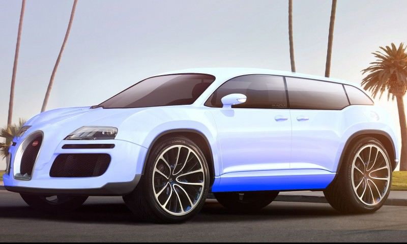 Car-Revs-Daily.com 2017 BUGATTI SUV Renderings 23