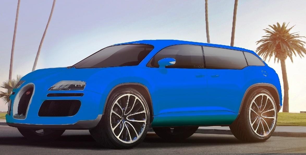 Rendered Rumors Bugatti Galibier Back In Pipeline As 2017 Super Suv