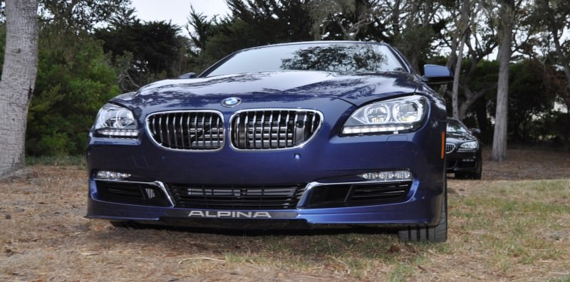 Car-Revs-Daily.com 3.7s 2015 BMW ALPINA B6 xDrive Gran Coupe 1