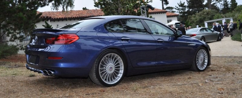 Car-Revs-Daily.com 3.7s 2015 BMW ALPINA B6 xDrive Gran Coupe 12