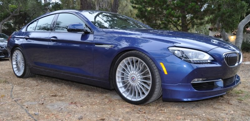 Car-Revs-Daily.com 3.7s 2015 BMW ALPINA B6 xDrive Gran Coupe 15