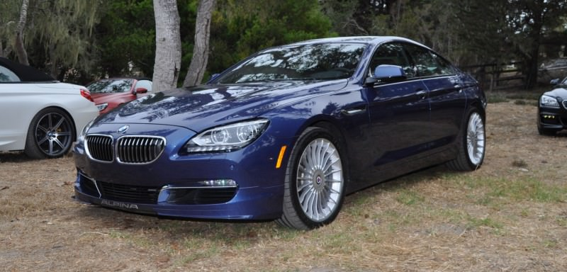 Car-Revs-Daily.com 3.7s 2015 BMW ALPINA B6 xDrive Gran Coupe 4