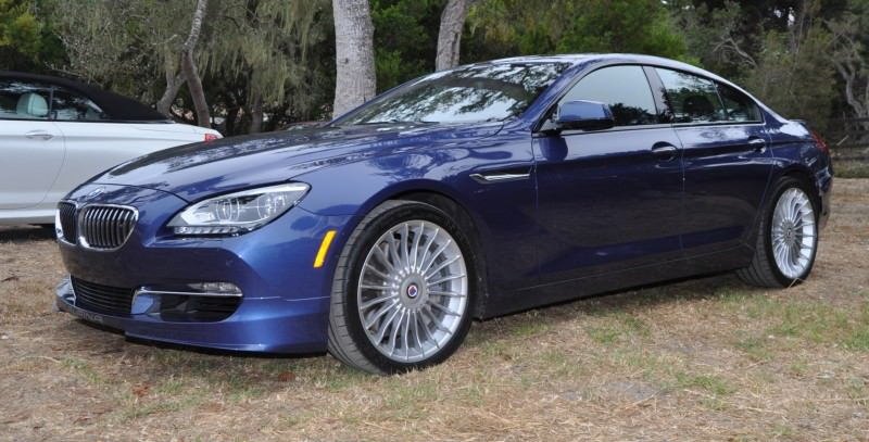 Car-Revs-Daily.com 3.7s 2015 BMW ALPINA B6 xDrive Gran Coupe 5