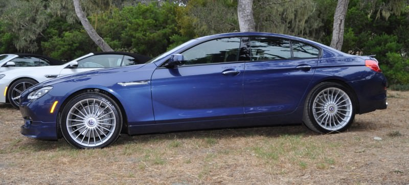Car-Revs-Daily.com 3.7s 2015 BMW ALPINA B6 xDrive Gran Coupe 6