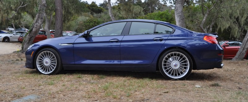 Car-Revs-Daily.com 3.7s 2015 BMW ALPINA B6 xDrive Gran Coupe 7