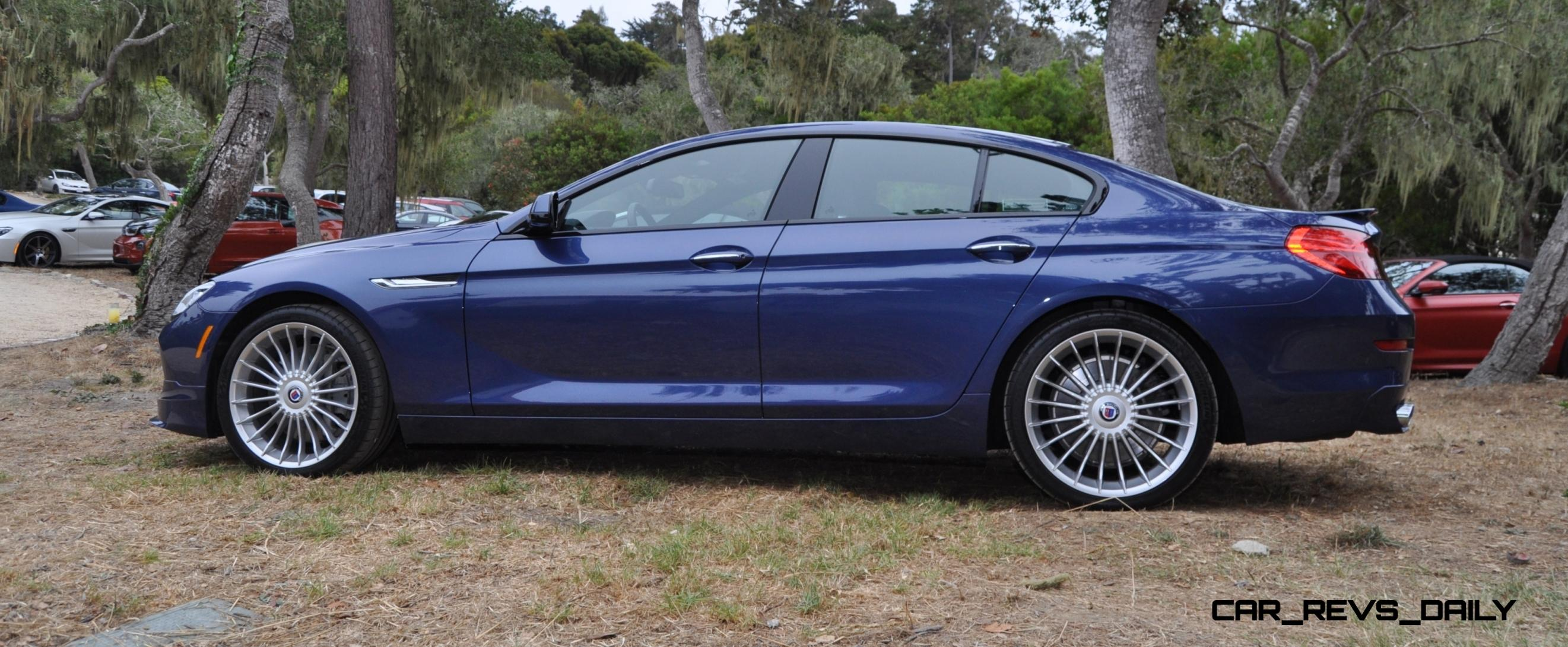 540hp 3 7s 2015 Bmw Alpina B6 Xdrive Gran Coupe Is Now
