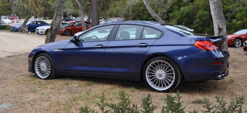 Car-Revs-Daily.com 3.7s 2015 BMW ALPINA B6 xDrive Gran Coupe 8