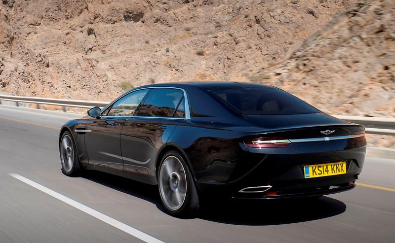 Car-Revs-Daily.com Aston Martin Lagonda Oman Testing 1