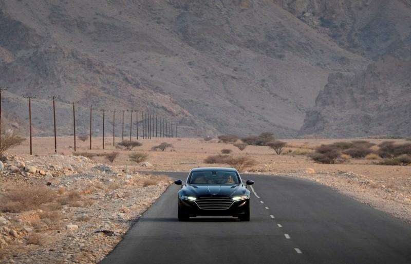 Car-Revs-Daily.com Aston Martin Lagonda Oman Testing 10