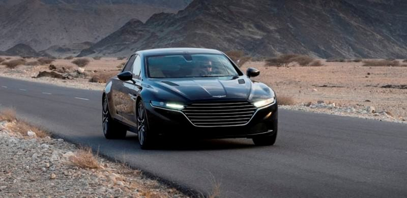 Car-Revs-Daily.com Aston Martin Lagonda Oman Testing 11