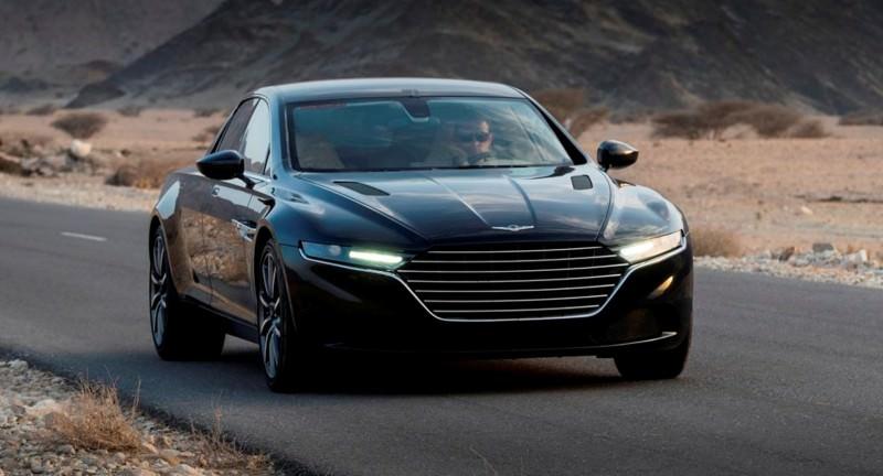 Car-Revs-Daily.com Aston Martin Lagonda Oman Testing 12