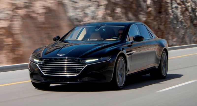 Car-Revs-Daily.com Aston Martin Lagonda Oman Testing 13