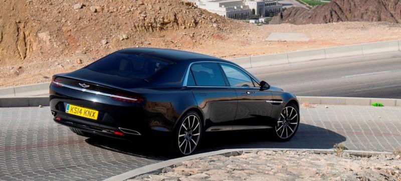 Car-Revs-Daily.com Aston Martin Lagonda Oman Testing 15
