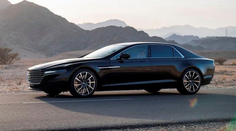 Car-Revs-Daily.com Aston Martin Lagonda Oman Testing 16