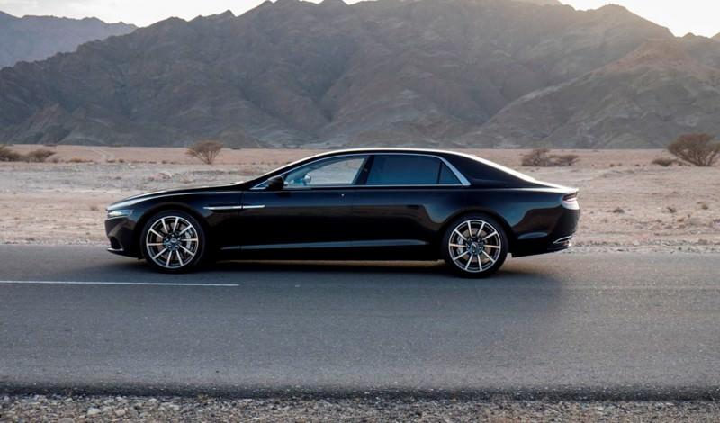 Car-Revs-Daily.com Aston Martin Lagonda Oman Testing 17