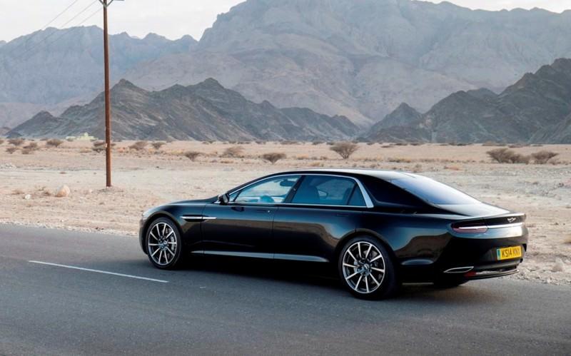 Car-Revs-Daily.com Aston Martin Lagonda Oman Testing 18