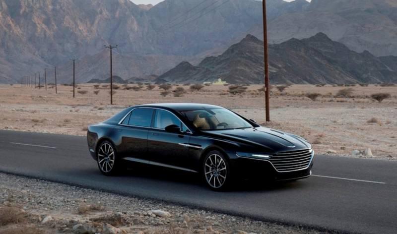 Car-Revs-Daily.com Aston Martin Lagonda Oman Testing 19