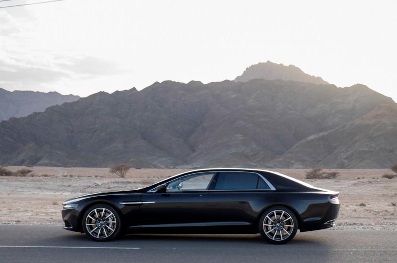 Car-Revs-Daily.com Aston Martin Lagonda Oman Testing 2