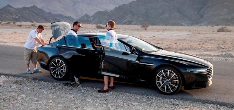 Car-Revs-Daily.com Aston Martin Lagonda Oman Testing 22