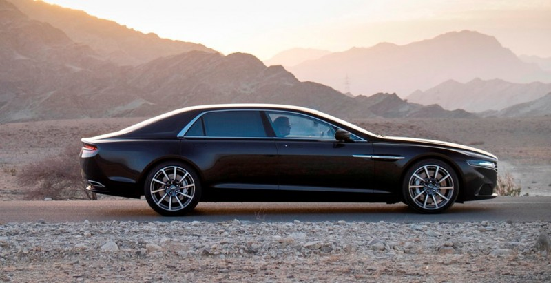 Car-Revs-Daily.com Aston Martin Lagonda Oman Testing 24