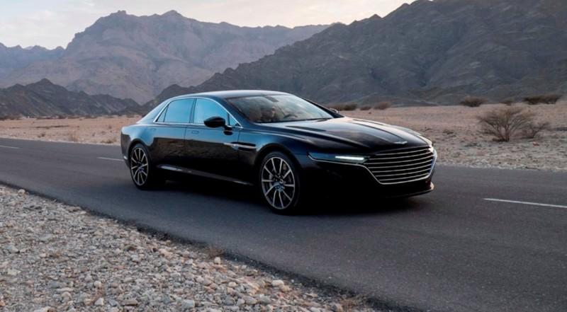 Car-Revs-Daily.com Aston Martin Lagonda Oman Testing 25