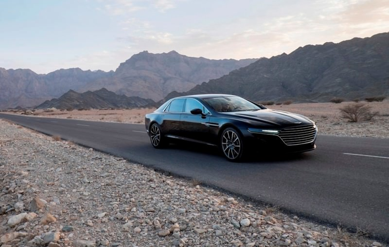 Car-Revs-Daily.com Aston Martin Lagonda Oman Testing 26
