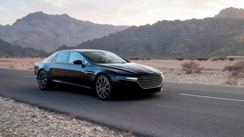 Car-Revs-Daily.com Aston Martin Lagonda Oman Testing 27
