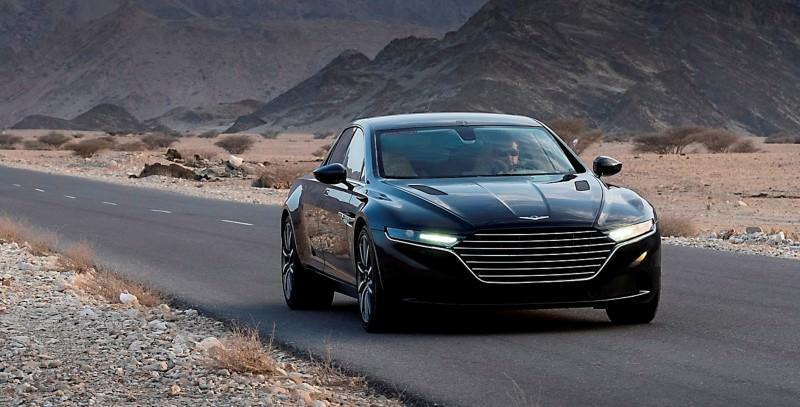 Car-Revs-Daily.com Aston Martin Lagonda Oman Testing 5