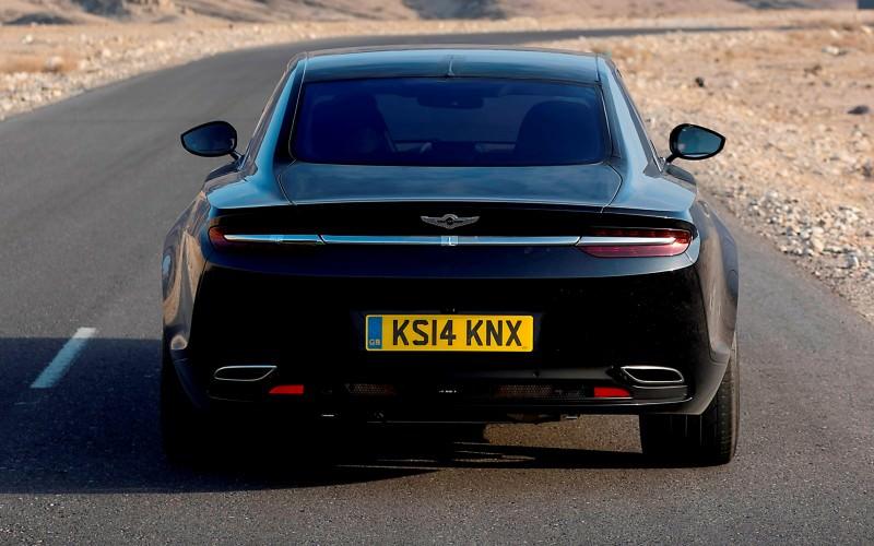 Car-Revs-Daily.com Aston Martin Lagonda Oman Testing 6