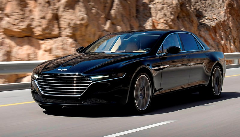 Car-Revs-Daily.com Aston Martin Lagonda Oman Testing 7