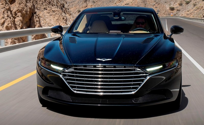 Car-Revs-Daily.com Aston Martin Lagonda Oman Testing 8