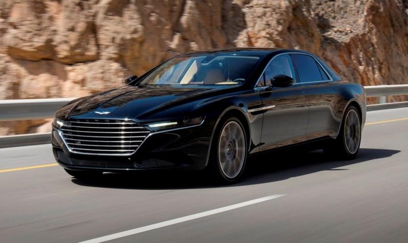 Car-Revs-Daily.com Aston Martin Lagonda Oman Testing 9