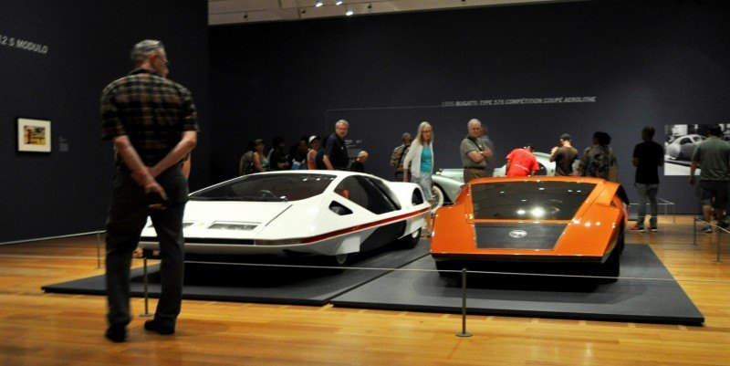 Car-Revs-Daily.com Atlanta Dream Cars - 1970 Lancia Stratos HF ZERO by Bertone 15