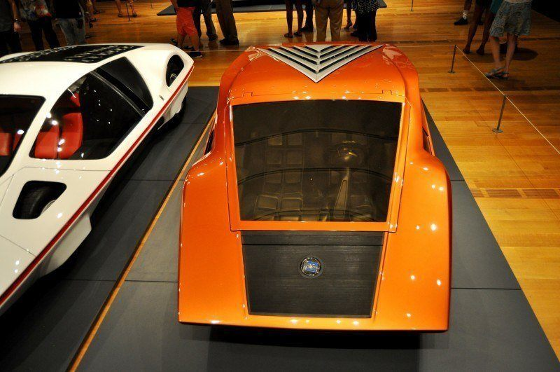 Car-Revs-Daily.com Atlanta Dream Cars - 1970 Lancia Stratos HF ZERO by Bertone 20