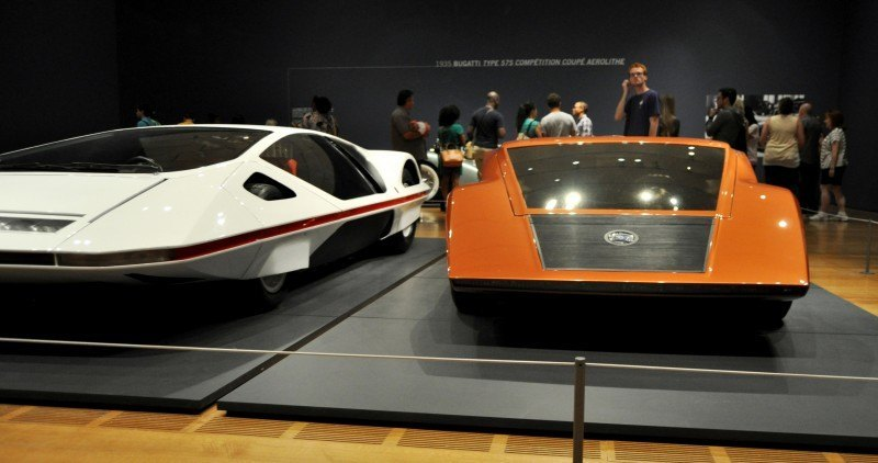Car-Revs-Daily.com Atlanta Dream Cars - 1970 Lancia Stratos HF ZERO by Bertone 26