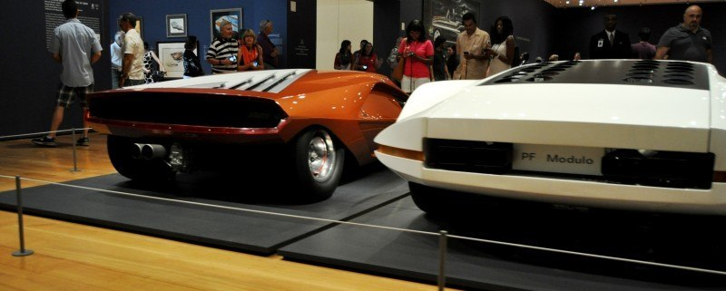 Car-Revs-Daily.com Atlanta Dream Cars - 1970 Lancia Stratos HF ZERO by Bertone 8