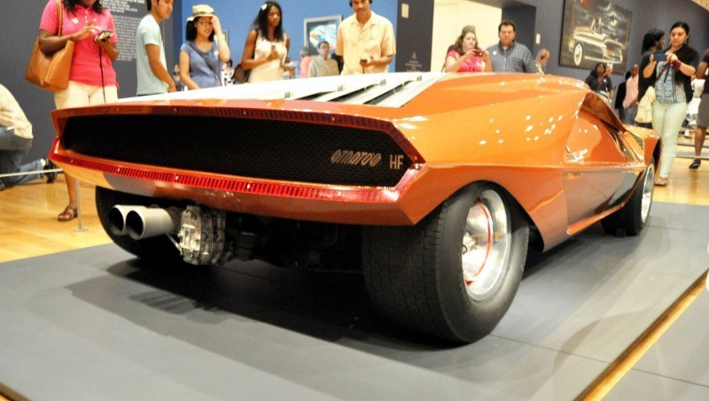 Car-Revs-Daily.com Atlanta Dream Cars - 1970 Lancia Stratos HF ZERO by Bertone 9