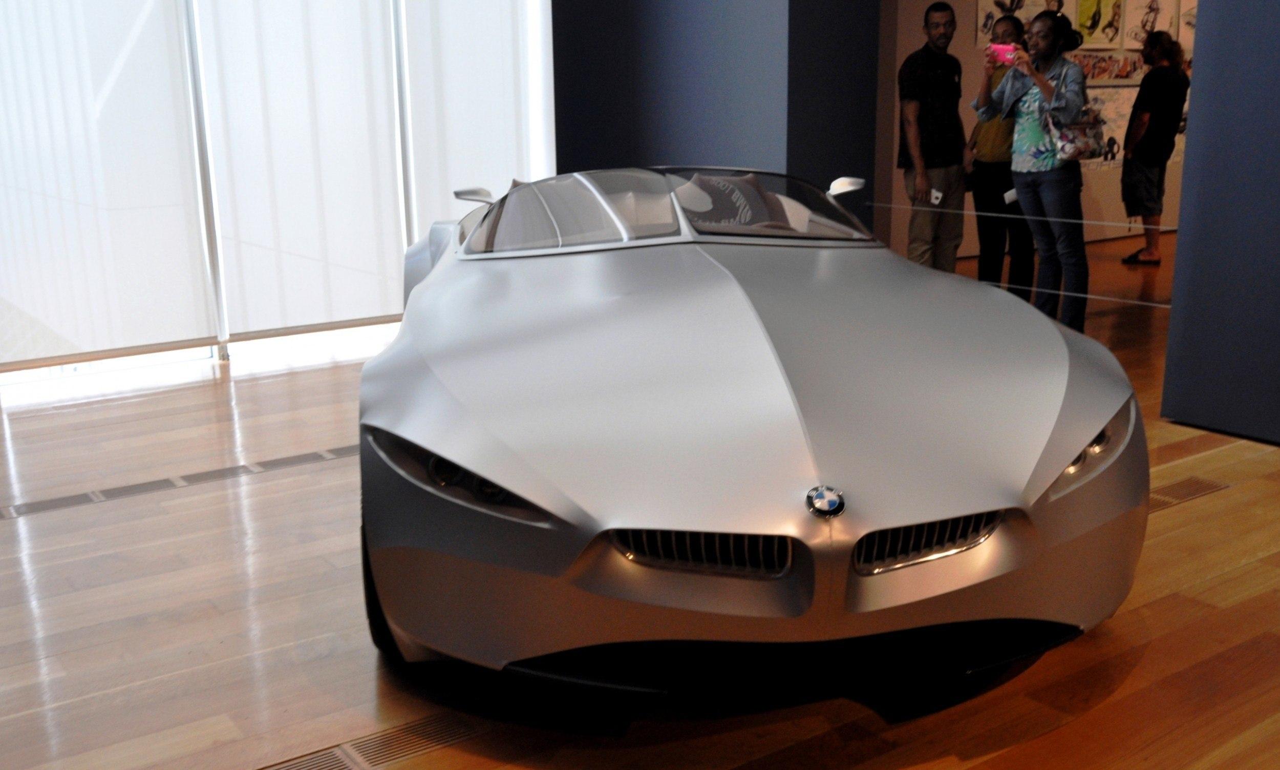 Art Car Museum >> Atlanta Dream Cars Showcase - BMW GINA Light Visionary ...