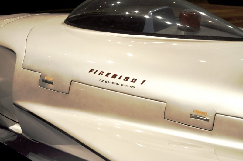 Car-Revs-Daily.com Atlanta Dream Cars Showcase - 1953 Firebird I XP-21 By General Motors 29