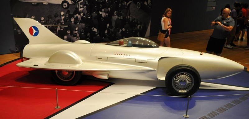 Car-Revs-Daily.com Atlanta Dream Cars Showcase - 1953 Firebird I XP-21 By General Motors 4