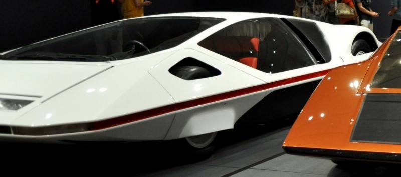 Car-Revs-Daily.com Atlanta Dream Cars Showcase - 1970 Ferrari 512 S Modulo by Pininfarina 12