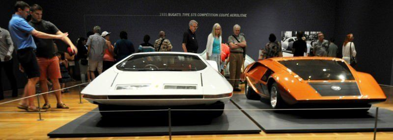 Car-Revs-Daily.com Atlanta Dream Cars Showcase - 1970 Ferrari 512 S Modulo by Pininfarina 16