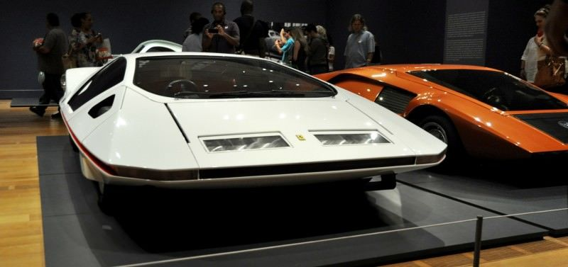 Car-Revs-Daily.com Atlanta Dream Cars Showcase - 1970 Ferrari 512 S Modulo by Pininfarina 23