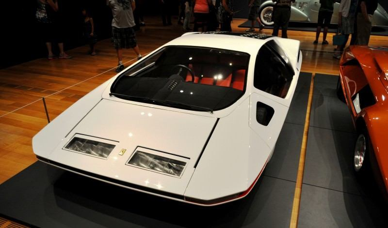 Car-Revs-Daily.com Atlanta Dream Cars Showcase - 1970 Ferrari 512 S Modulo by Pininfarina 25