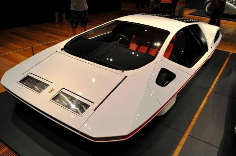 Car-Revs-Daily.com Atlanta Dream Cars Showcase - 1970 Ferrari 512 S Modulo by Pininfarina 26