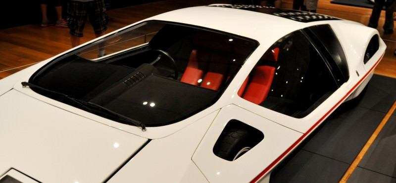 Car-Revs-Daily.com Atlanta Dream Cars Showcase - 1970 Ferrari 512 S Modulo by Pininfarina 27