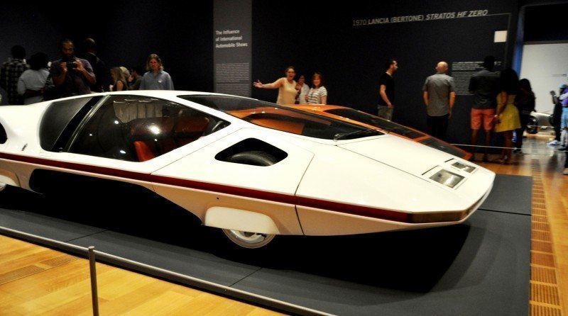 Car-Revs-Daily.com Atlanta Dream Cars Showcase - 1970 Ferrari 512 S Modulo by Pininfarina 34