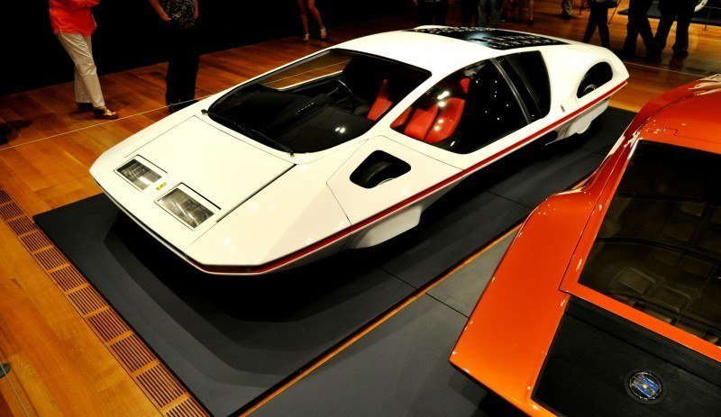 Car-Revs-Daily.com Atlanta Dream Cars Showcase - 1970 Ferrari 512 S Modulo by Pininfarina 37